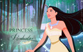 Princess Pocahontas - disney-princess wallpaper