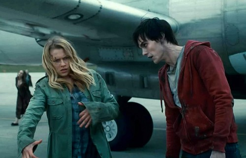 Warm Bodies Movie wallpaper entitled R and Julie