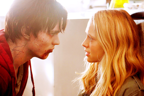 Warm Bodies Movie fond d'écran called R and Julie