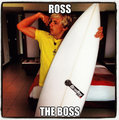 ROSS THE BOSS - ross-lynch fan art