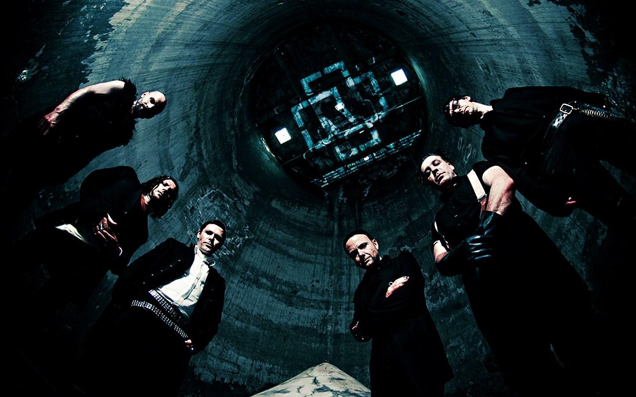 Rammstein - Rammstein Wallpaper (33562642) - Fanpop