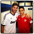 Ramos y Navas - sergio-ramos photo
