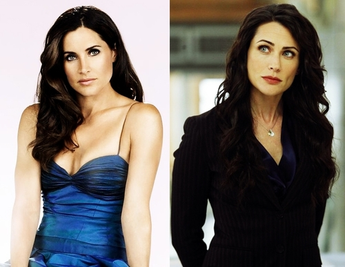 Rena / Rachel -> Queen Eva / Milah : Gorgeous Ladies in their 40's