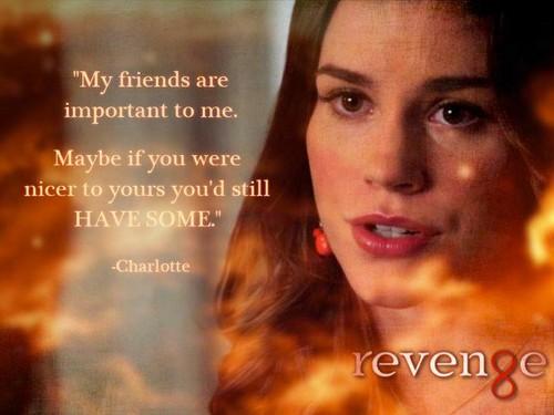 Revenge frases