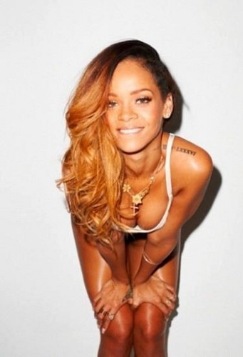 rihanna Photoshoot por Terry Richardson 2013