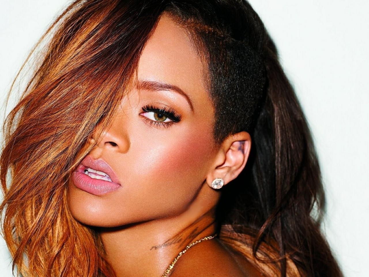 Rihanna Rihanna for Rolling Stone