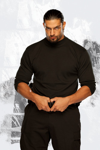 The Shield (WWE) wallpaper possibly with a snowbank titled Roman Reigns