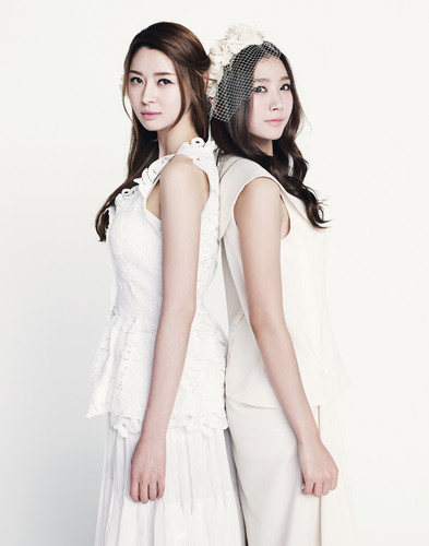 Hello Venus achtergrond possibly containing a bridesmaid and a japon, jurk called Romantic Love