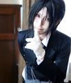 Sebastian Cosplay - sebastian-michaelis photo