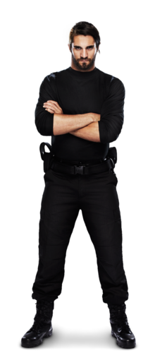 The Shield (WWE) wallpaper with long trousers and a pantleg called Seth Rollins
