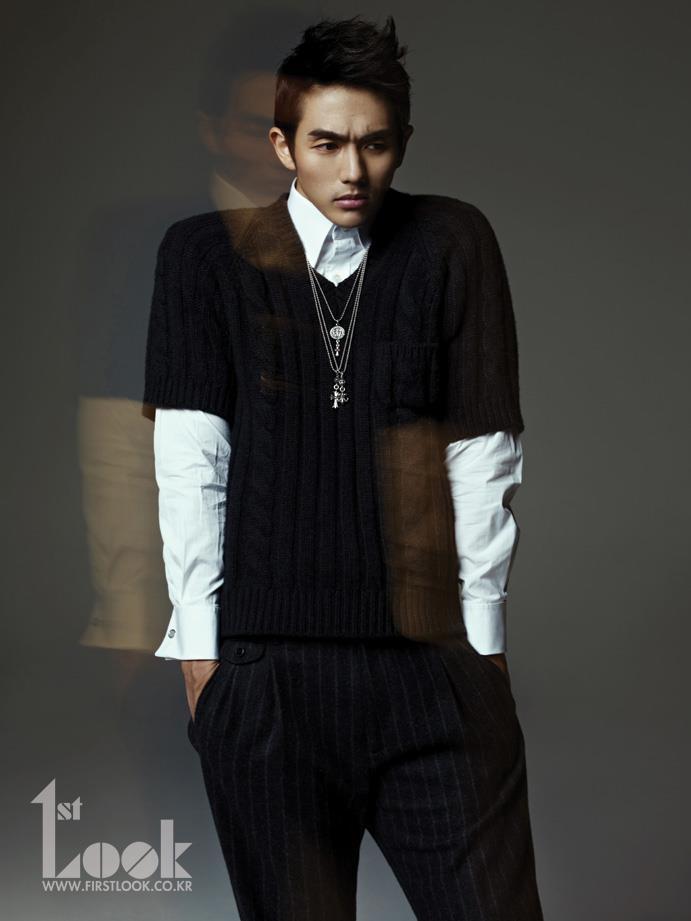 Seulong for '1st Look' - 2am Photo (33515735) - Fanpop