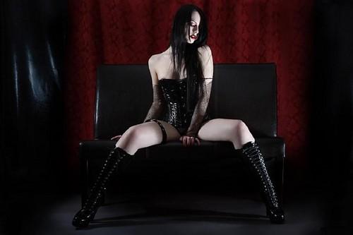 Sexy गॉथिक