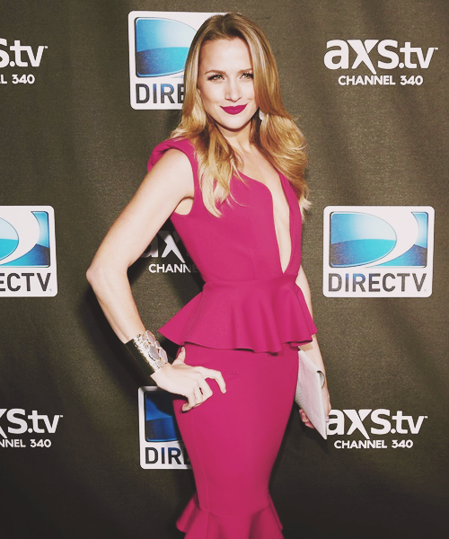 Shantel VanSanten Events 2013