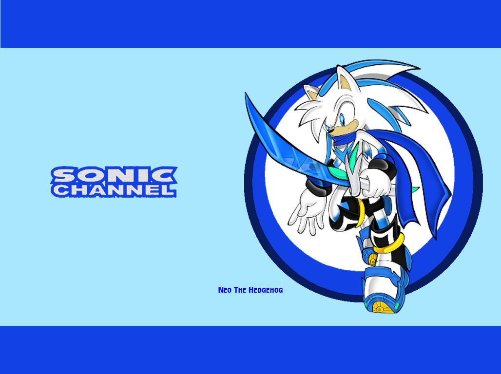 Sonic Channel Images Sonic Channel Neo Hd Wallpaper And Background