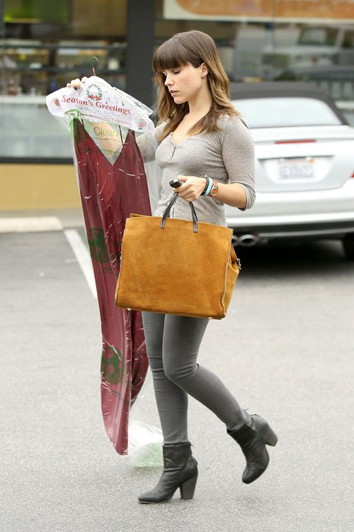 Sophia out in West Hollywood