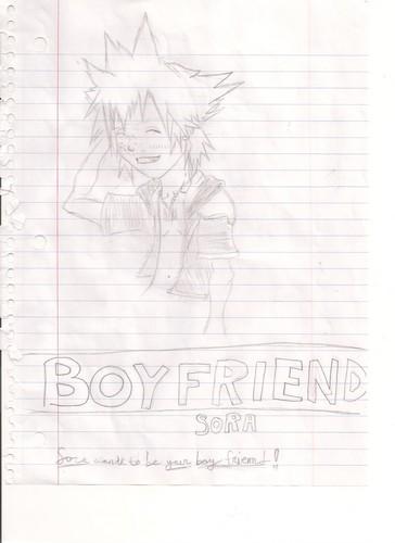 Sora (Boyfriend)