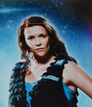 Space Milkshake promo photo - amanda-tapping photo