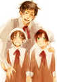 Spain and the Italy Brothers