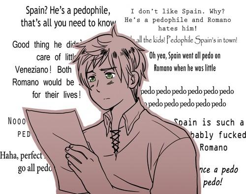 Spain's Letter