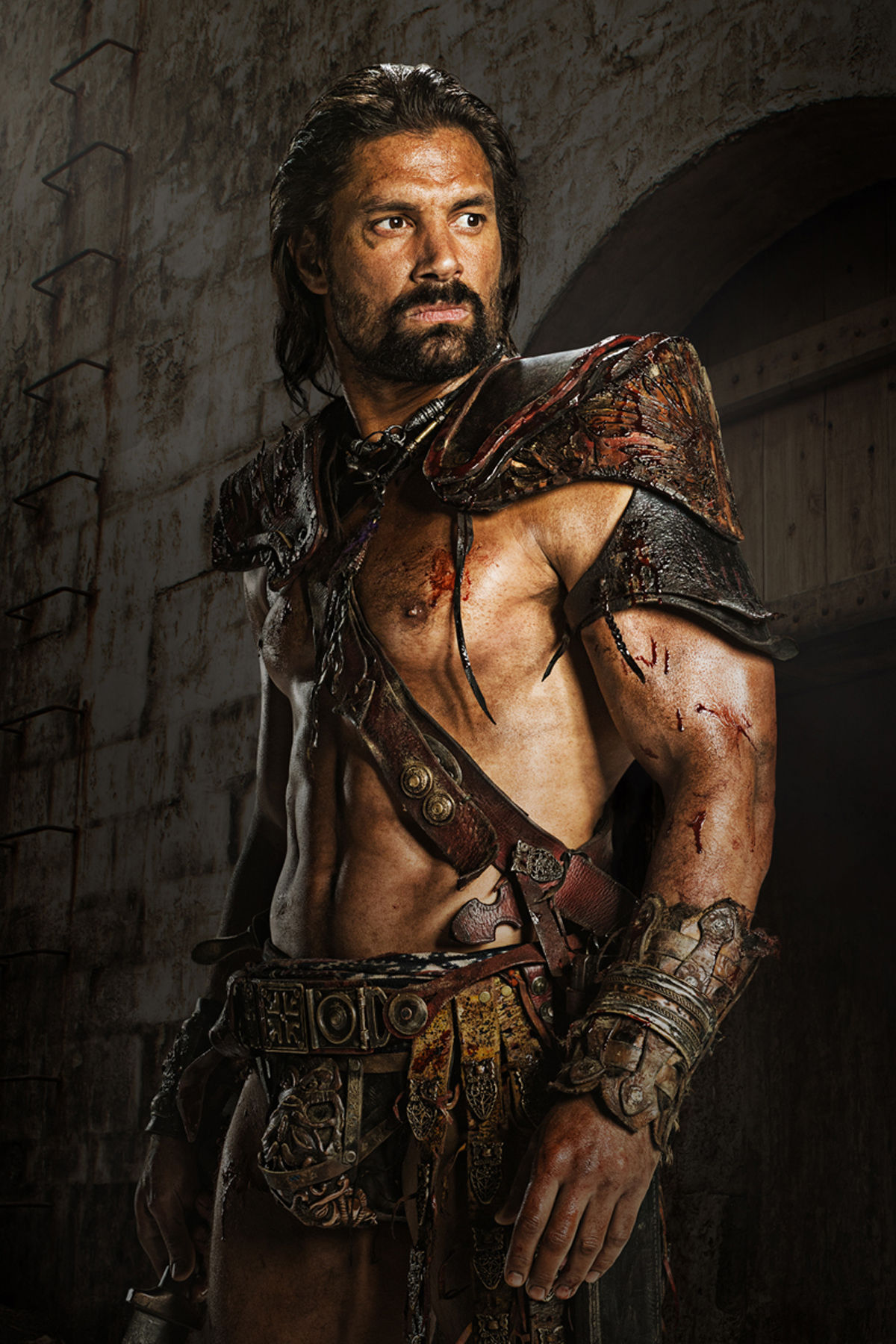 Crixus - Spartacus: Blood & Sand Photo (33549666) - Fanpop