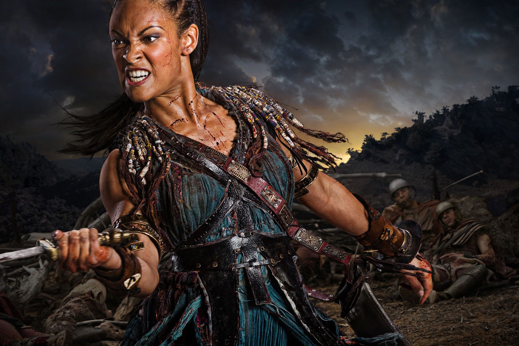 Spartacus: War of the Damned - Spartacus: Blood & Sand ...