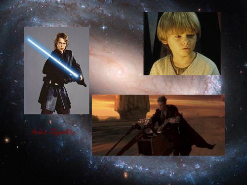 étoile, star Wars