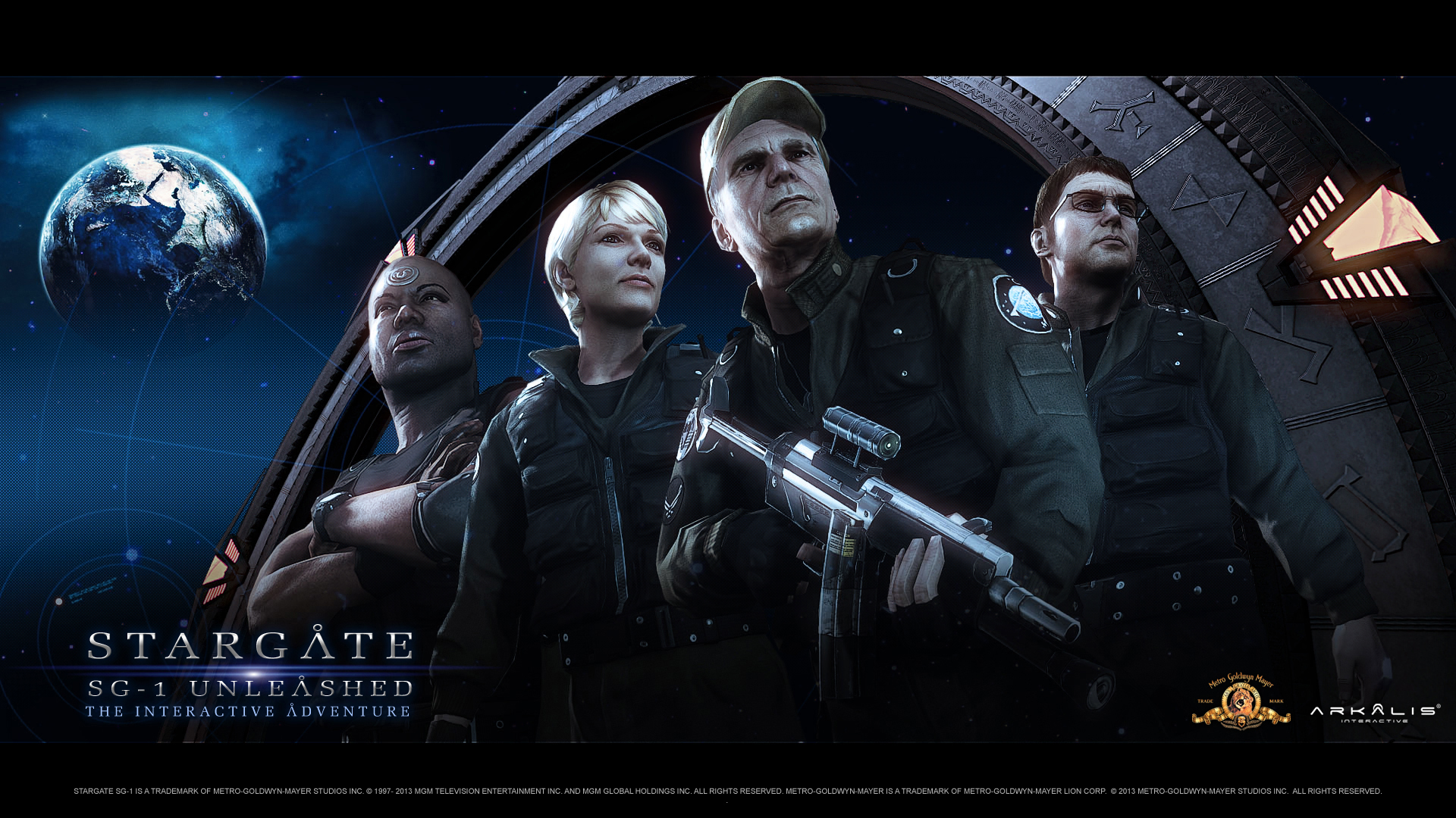 free stargate sg-1 wallpaper