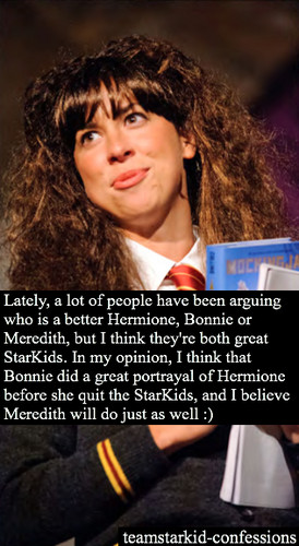 Starkid Confessions