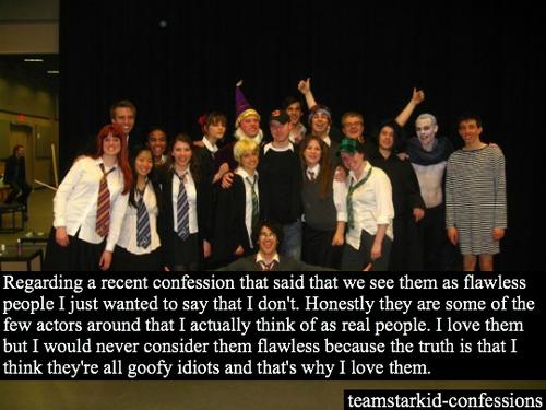 Starkid Confessions