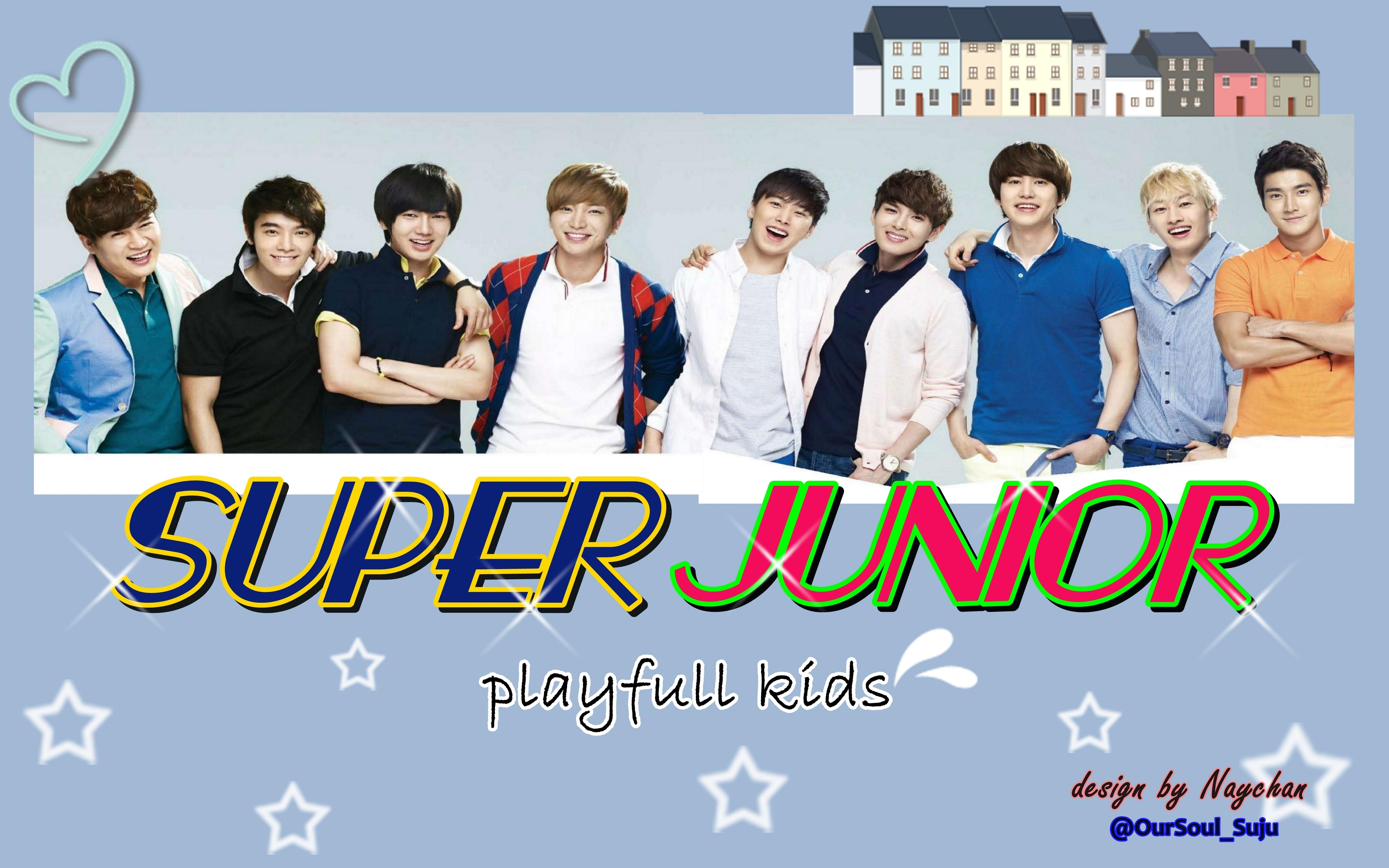 super junior super junior wallpaper 33587258 fanpop. Black Bedroom Furniture Sets. Home Design Ideas