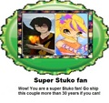 Super Stuko fan cap