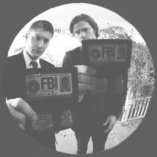 FBI - Supernatural Photo (33541792) - Fanpop