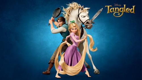 Rapunzel –Neu verföhnt Wallpaper!!!