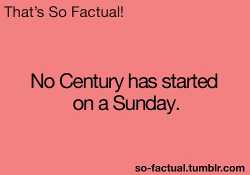 That's So Factual