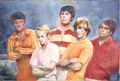The Beach Boys - the-beach-boys fan art