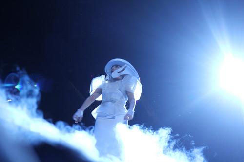 The Born This Way Ball Tour in Houston (Jan. 31)