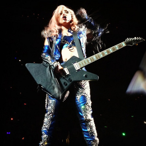 The Born This Way Ball Tour in St. Loius (Feb. 2)