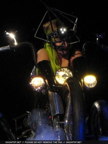 The Born This Way Ball Tour in Toronto (Feb. 8)