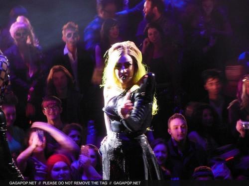 The Born This Way Ball Tour in Toronto (Feb. 9)
