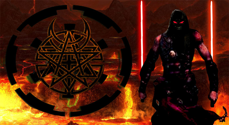 Disturbed images The Guy as a sith wallpaper and ...