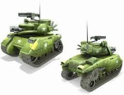 The Herman Mk5 light tank