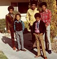 The Jackson 5 - the-70s photo