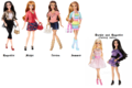 The LITD dolls - barbie-movies fan art