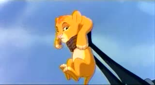 The Lion King {From Trailer}