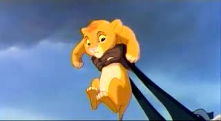 The Lion King پیپر وال titled The Lion King {From Trailer}