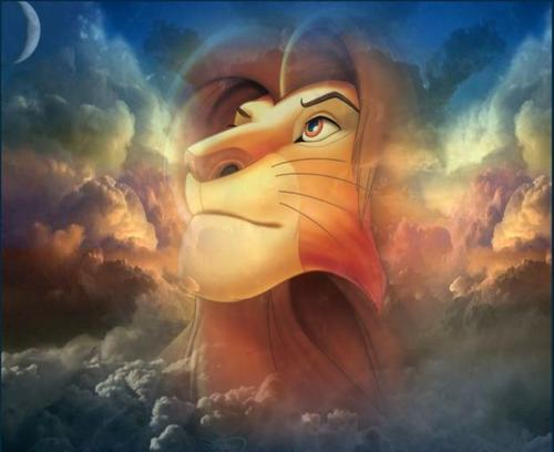 o rei leão wallpaper titled The Lion King