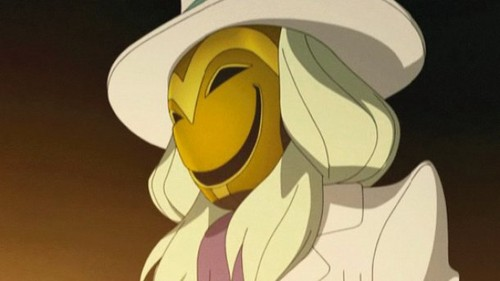 The Masked Gentleman
