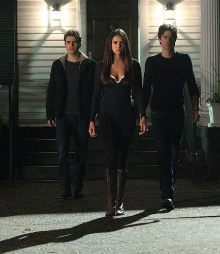 The Vampire Diaries - Episode 4.15 - Stand سے طرف کی Me - New Promotional تصویر