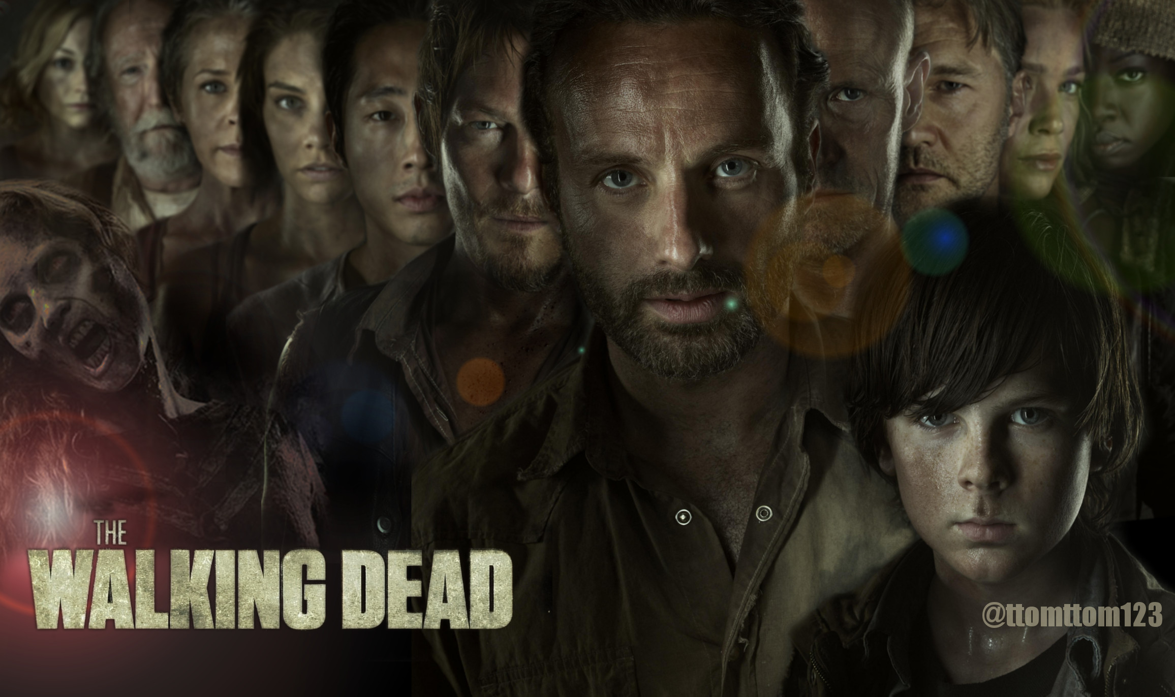 The Walking Dead Season 3 Returns 02/13