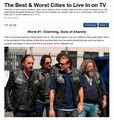 The worst city on TV to live in is... Charming? - sons-of-anarchy photo